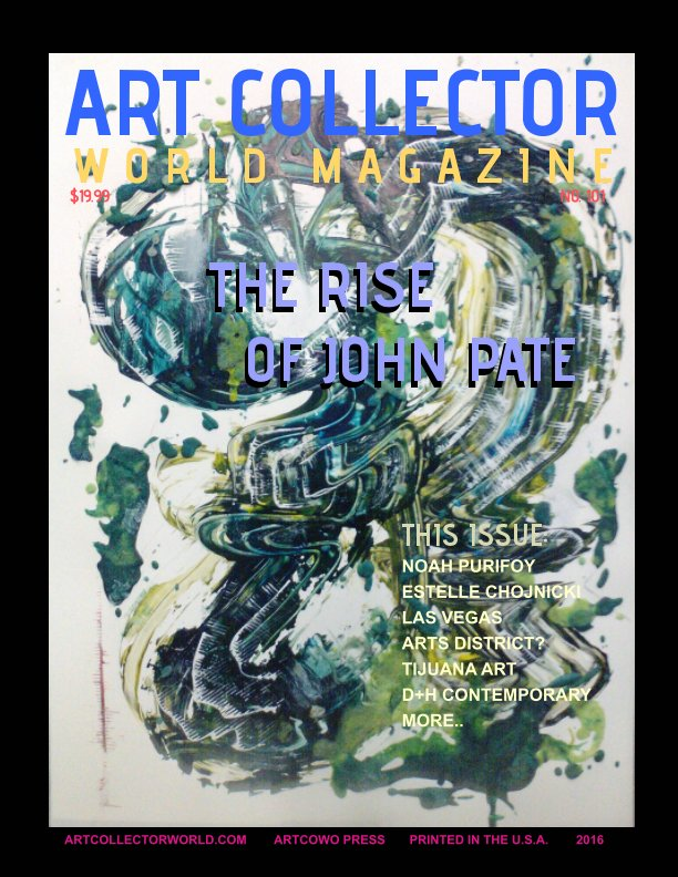View ART COLLECTOR WORLD by ArtCoWo Press