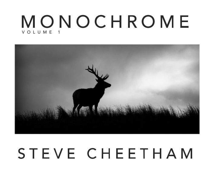 View Monochrome by Steve Cheetham