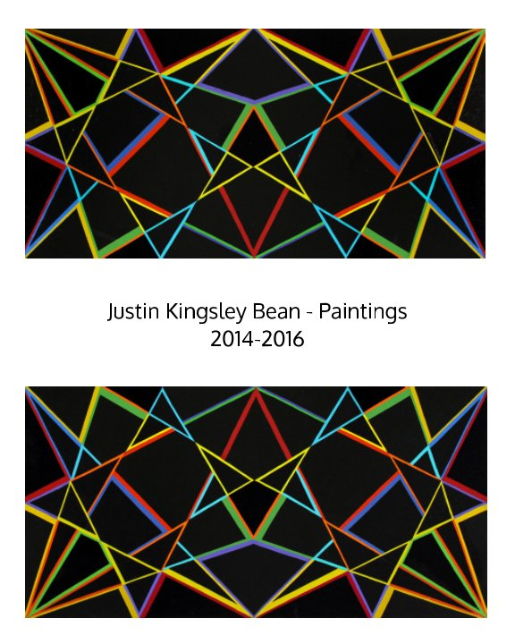 View Justin Kingsley Bean - Paintings 2014-2016 by Justin Bean