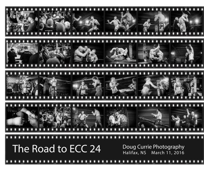 View The Road to ECC 24 by Doug Currie Photography