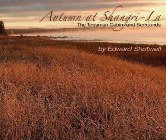 Autumn at Shangri-La book cover