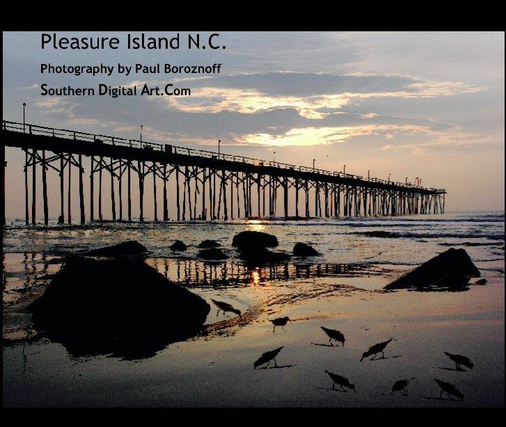 View Pleasure Island N.C. by Southern Digital Art.Com