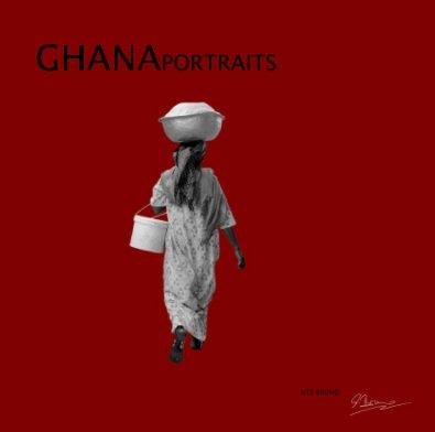 Ghana Portraits book cover