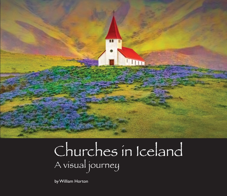 View Churches in Iceland by William Horton