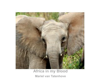 Africa in my Blood book cover