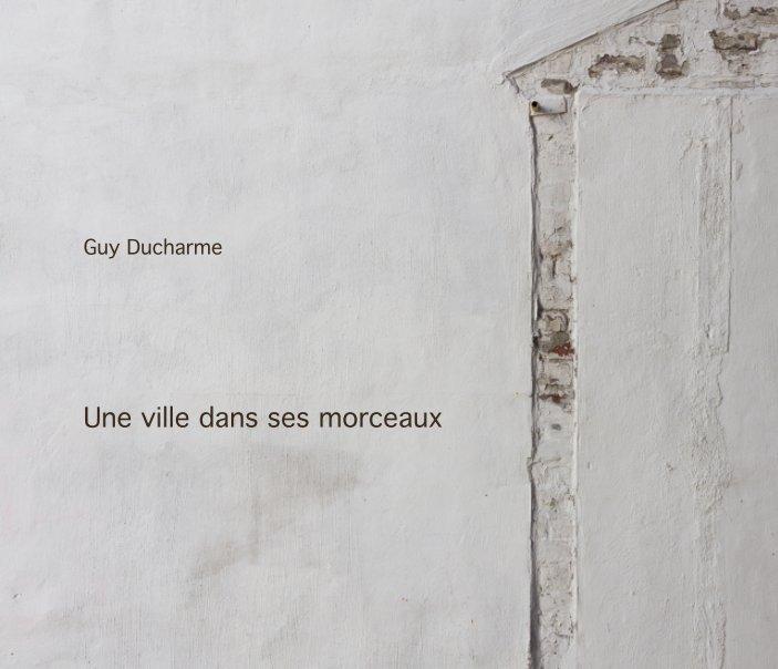 View Une ville dans ses morceaux by Guy Ducharme