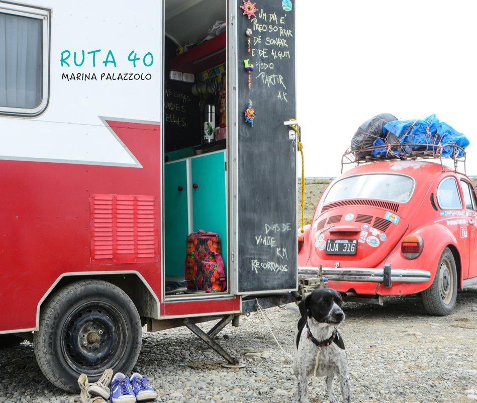 View Ruta 40 by Marina Palazzolo