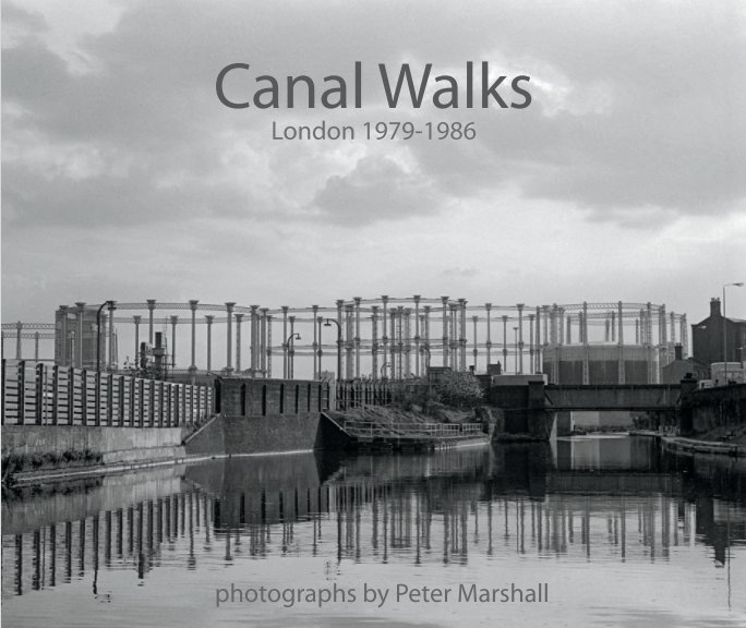 View Canal Walks by Peter Marshall