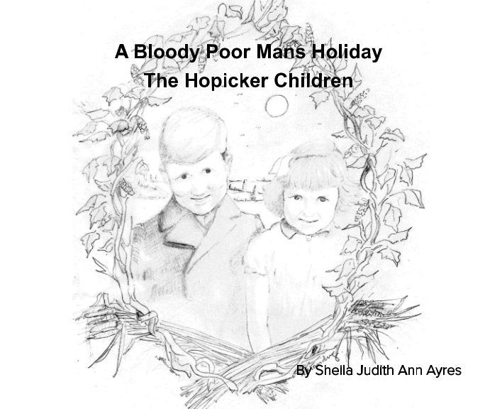 View A Bloody Poor Mans Holiday by Sheila Judith Anne Ayres, Penny  Standing