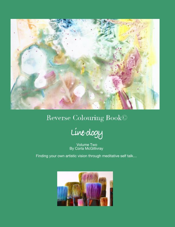 View Reverse Colouring Book© by Corla McGillivray