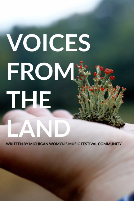 View Voices From The Land by Edited by Sara St Martin Lynne
