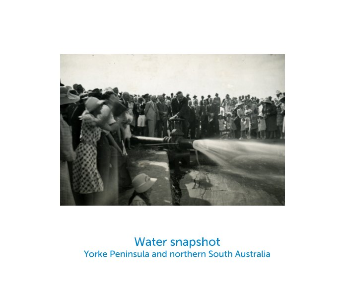 View Water snapshot by South Australian Water Corporation