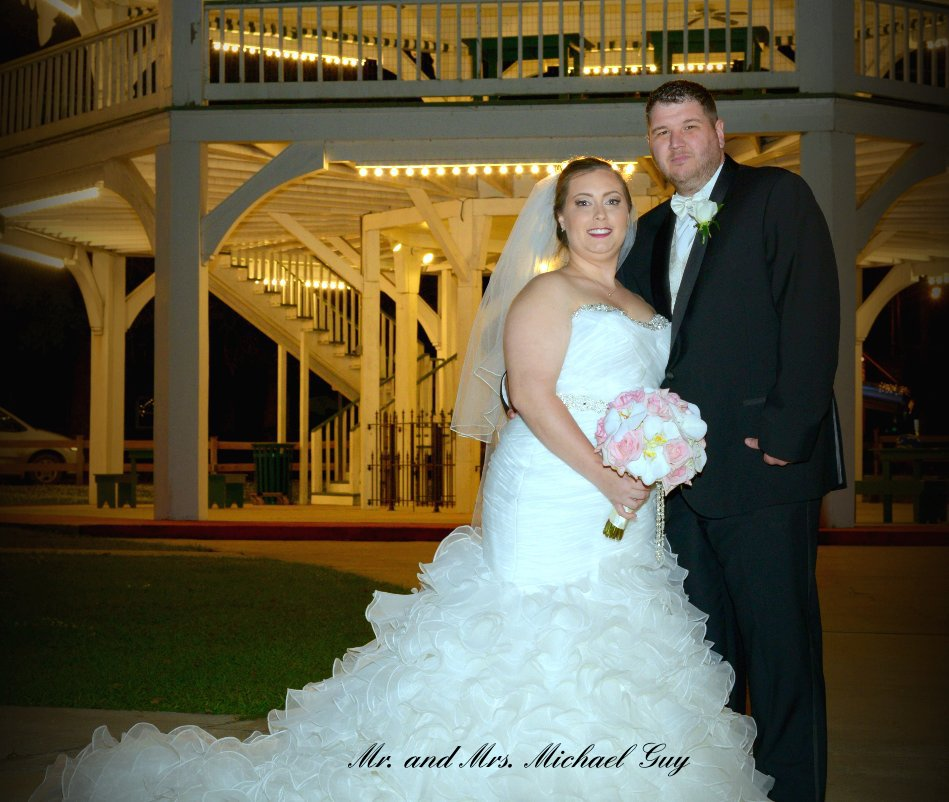 View Mr. and Mrs. Michael Guy by Nancy Ernst