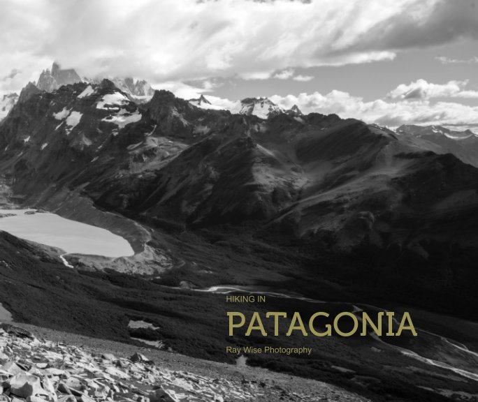 View Hiking in Patagonia by Ray Wise