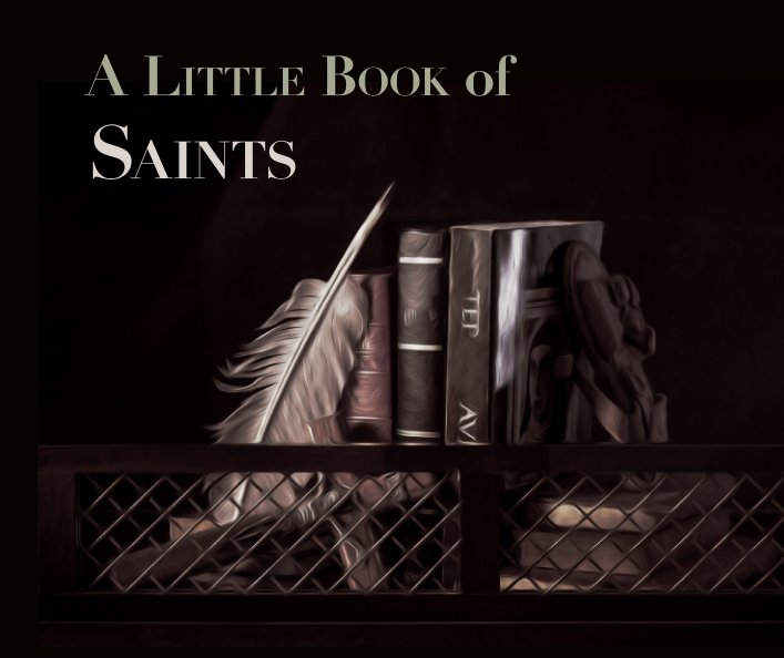View A Little Book of Saints by Sandra Tasca