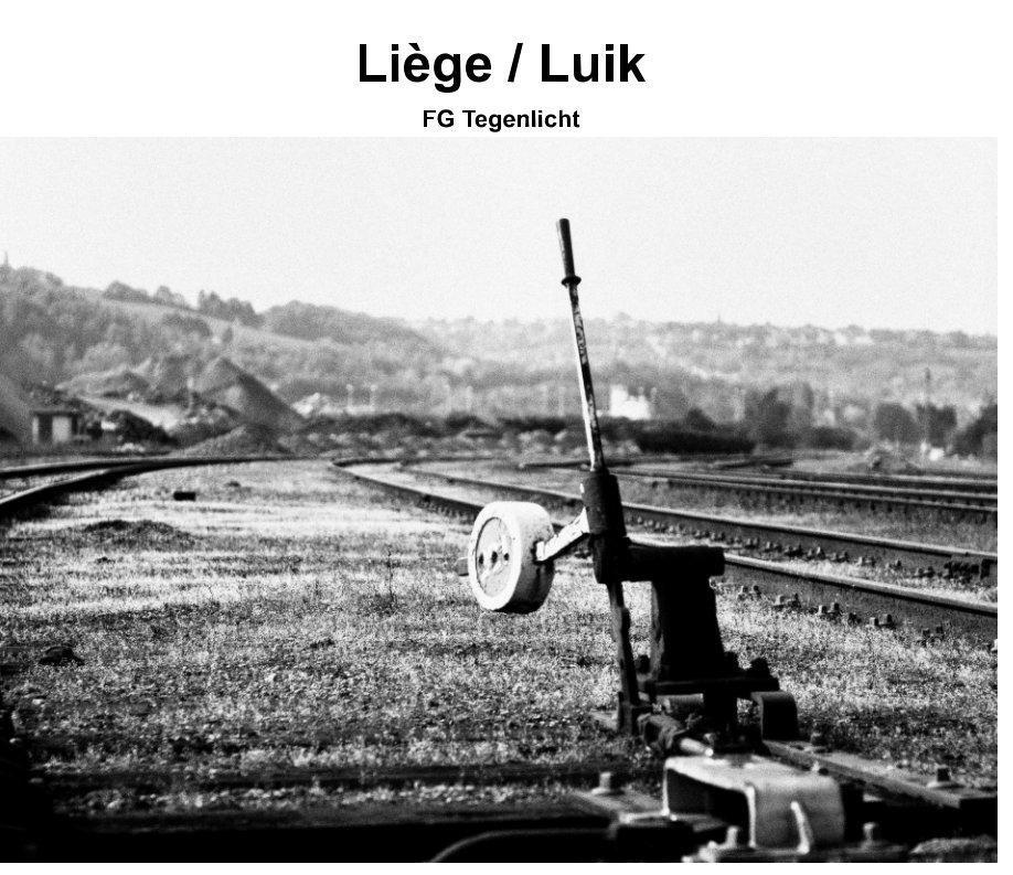 Bekijk Liège / Luik op Susan Leurs