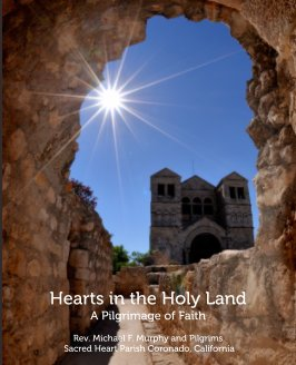 Hearts in the Holy Land book cover