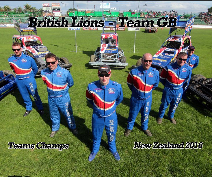 View British Lions - Team GB 2016 by Colin Casserley