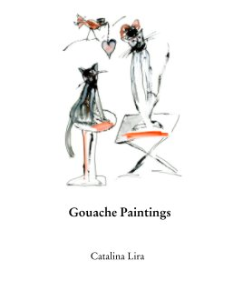 Gouache Paintings book cover