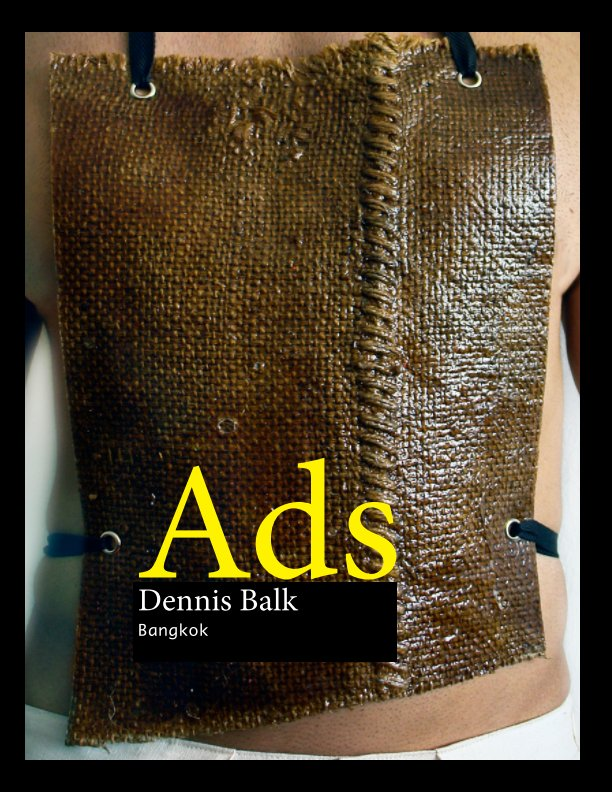View A Book Of Ads by Dennis Balk
