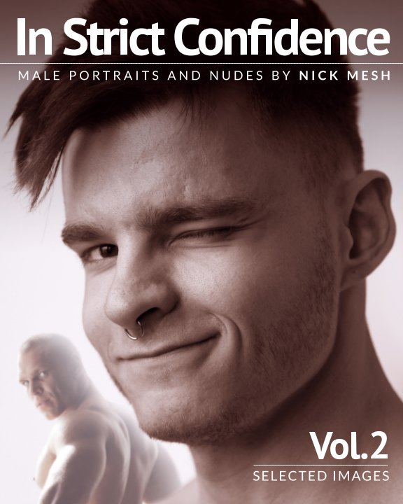 View In Strict Confidence, Vol.2 by Nick Mesh