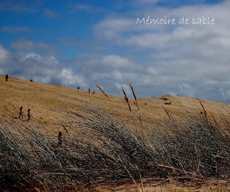 View Mémoire de sable by Céline Huard