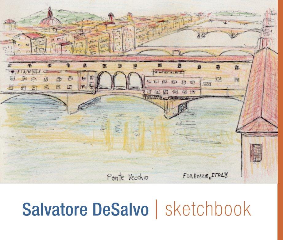 Bekijk Salvatore DeSalvo: sketchbook op Monica DeSalvo