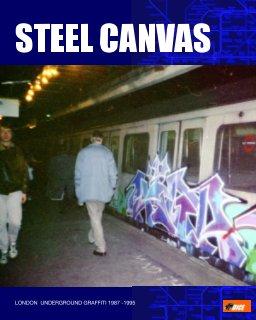 Steel Canvas (portrait) book cover