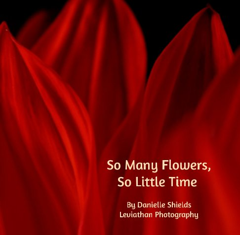 View So Many Flowers, So Little Time by Danielle Shields - Leviathan Photography