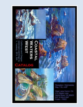 Coastal Waters West Catalog book cover