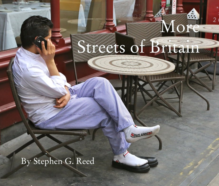 View More  Streets of Britain by Stephen G. Reed