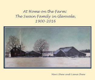 At Home on the Farm: book cover