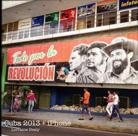 View Cuba iPhone book by Lorraine Healy
