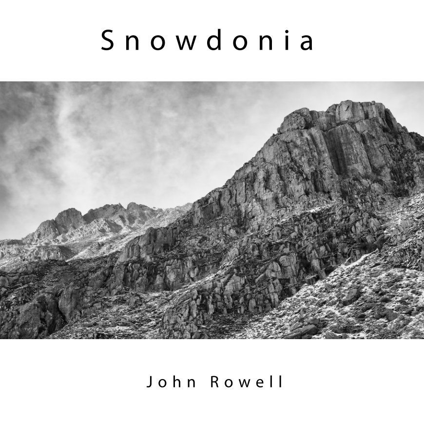View Snowdonia by John Rowell