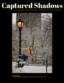 Captured Shadows #3 book cover