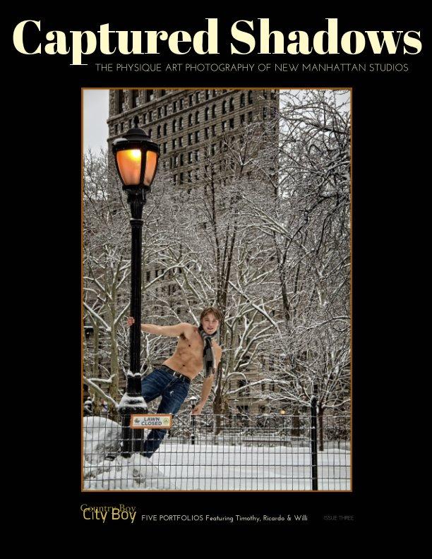 View Captured Shadows #3 by New Manhattan Studios