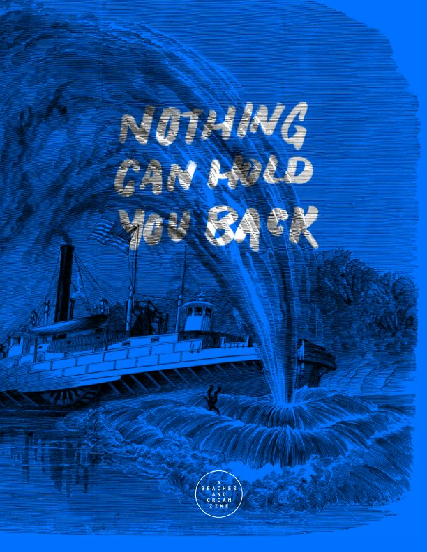 View Nothing can hold you back by Beaches & Cream