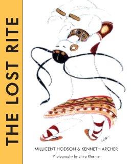 The Lost Rite book cover