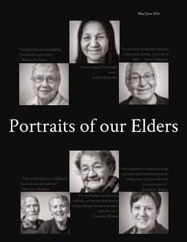 Portraits of our Elders book cover