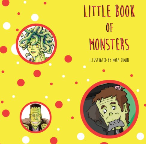 View Little Book of Monsters by Nora Erwin