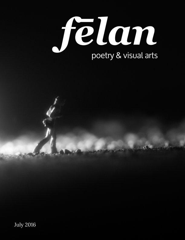 View felan - issue 6 Cynicism by Jennifer Nichole Wells