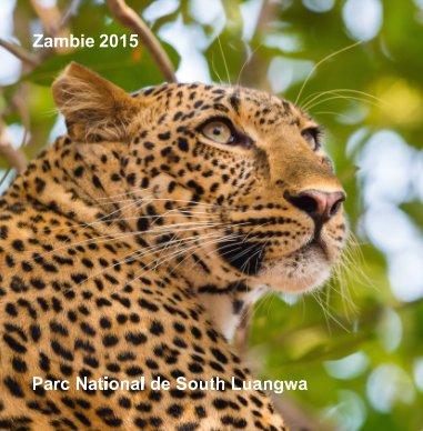 Zambie 2015 book cover