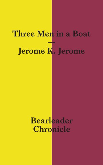 View Three Men in a Boat by Jerome K. Jerome