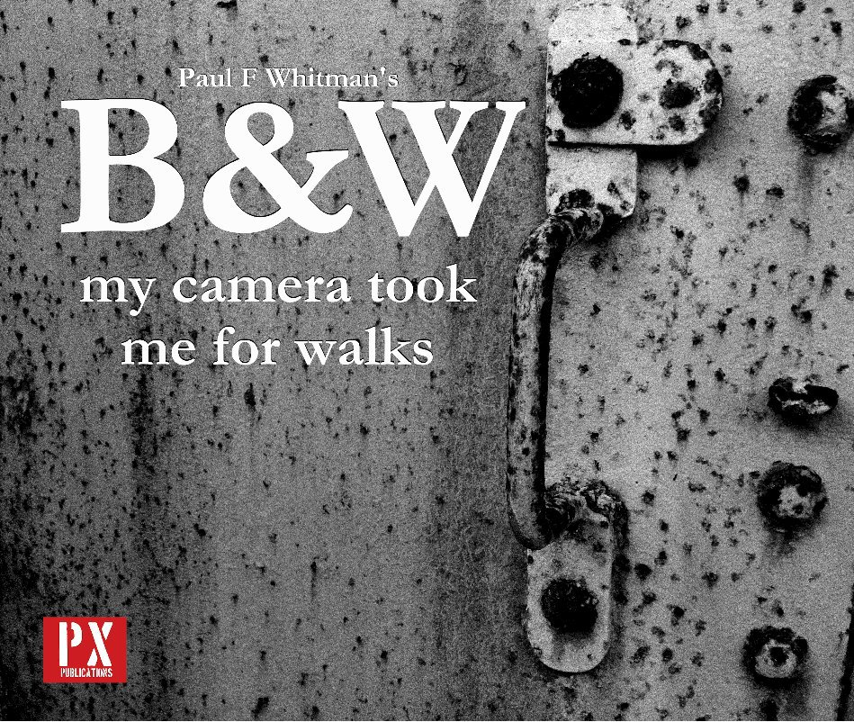 View B&W - my camera took me for walks by Paul F. Whitman