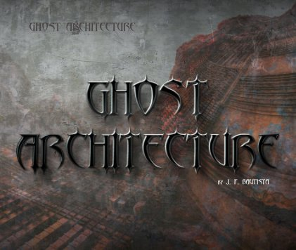 Ghost Architecture book cover