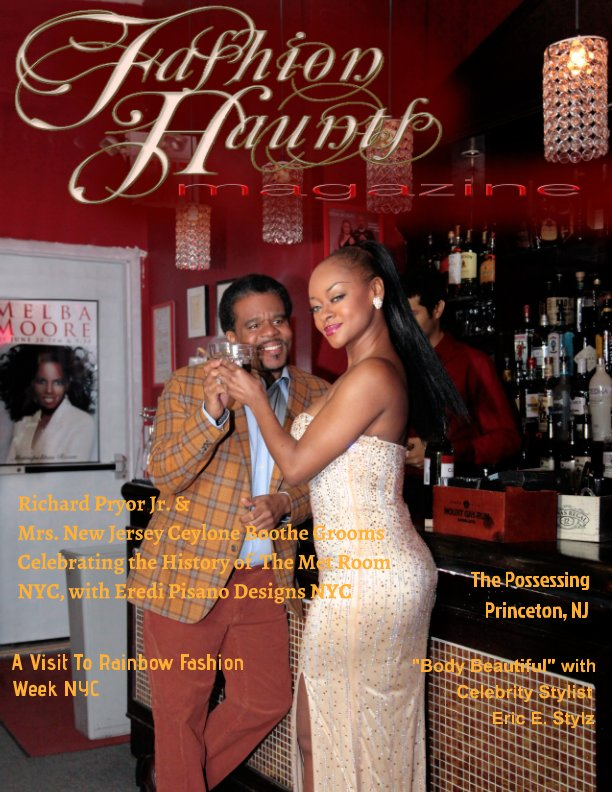 View Fashion Haunts Magazine issue #2 by Sandra Foley