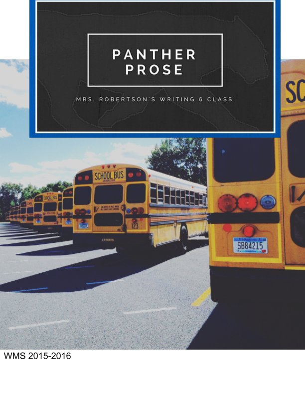 View Panther Prose by Casey Robertson
