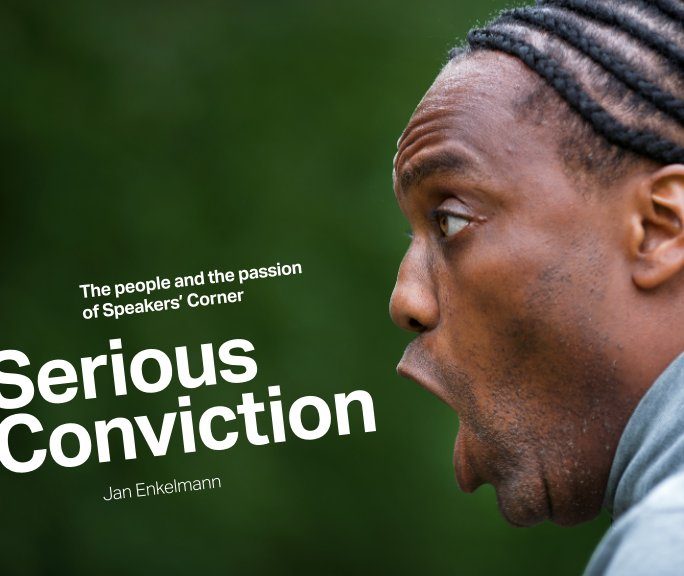 View Serious Conviction by Jan Enkelmann