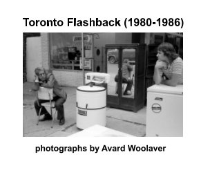 Toronto Flashback (1980-1986) book cover