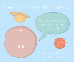 Come and meet the Planets. book cover